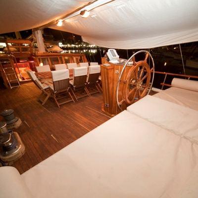 Mojo Yacht