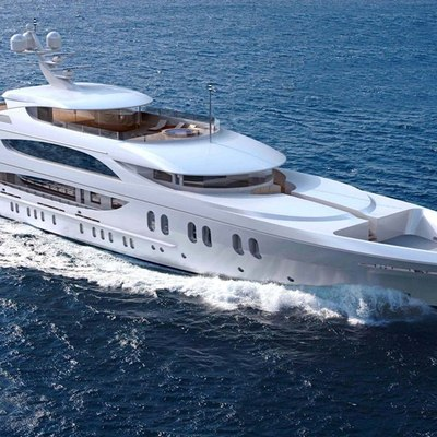 Liberty Yacht Running Shot
