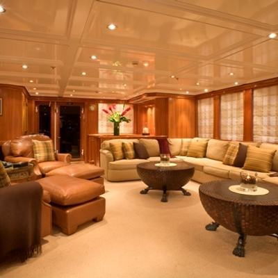 Milk and Honey Yacht Salon - Overview