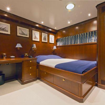 Axantha II Yacht Single Cabin (pullman)