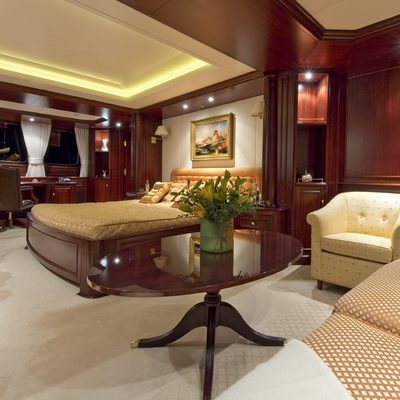 Legend Yacht Master Stateroom
