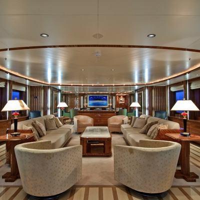O'Neiro Yacht Main Salon - Overview