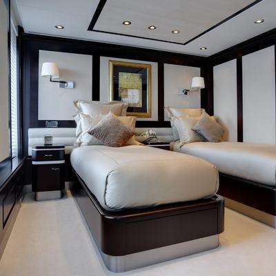 Megan Yacht Twin Stateroom