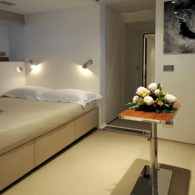 Dionea Yacht Twin Stateroom 2