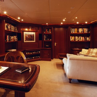 Athena Yacht Private Salon - View 2