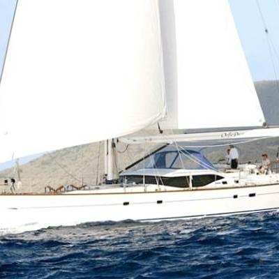 Midnight Yacht