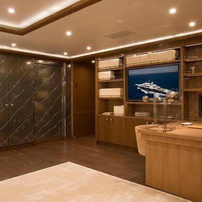 Alfa Nero Yacht Private Study