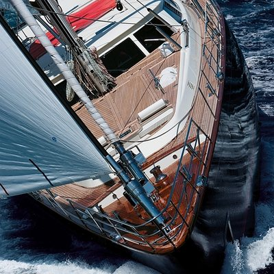 Heritage Yacht Bow