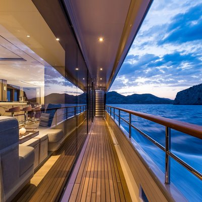 Delta One Yacht
