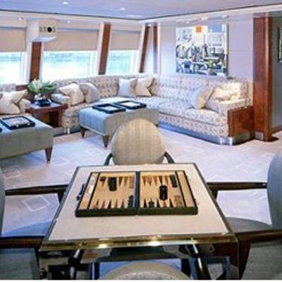 Silver Dream Yacht Skylounge - Games