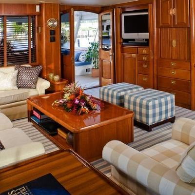 Syrene Yacht