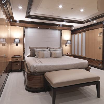 Meamina Yacht Second Guest Stateroom