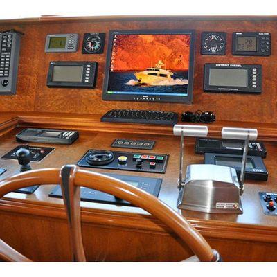 Joan's Ark Yacht
