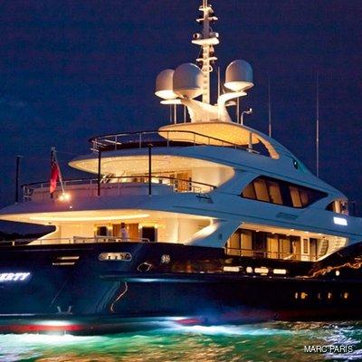 Liberty Yacht Night
