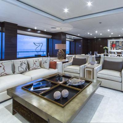 Revelry Yacht Main Salon