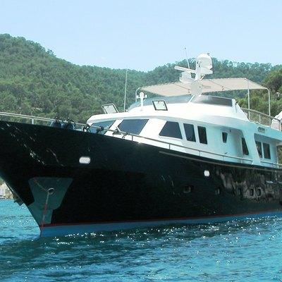 Blue Lady Yacht