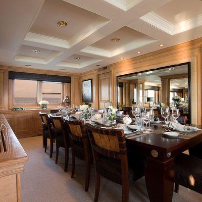 Shake N Bake TBD Yacht Dining Room - Table Set