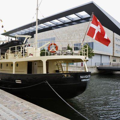 Navigator Yacht Moored