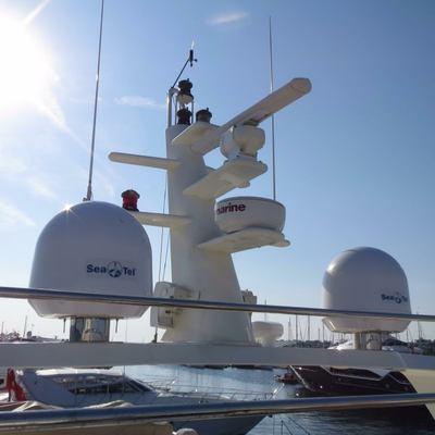 Mirage S Yacht