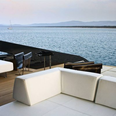 Blade Yacht Deck Seating