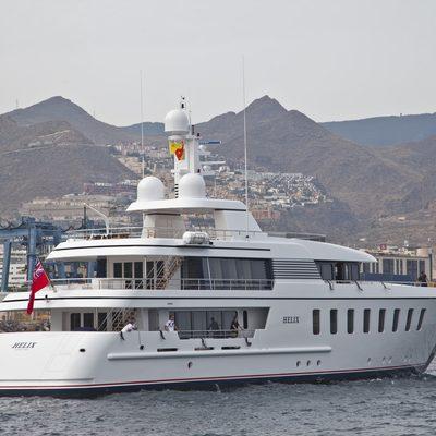 Megan Yacht Rear View