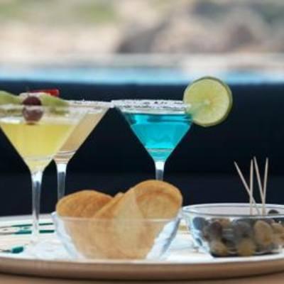 Mumu Yacht Cocktails