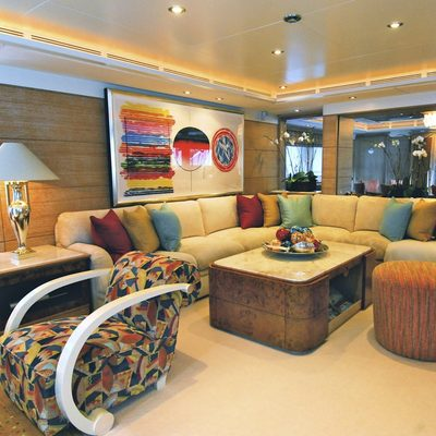 Balaju Yacht Salon Seating