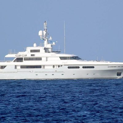 Olmida Yacht Profile