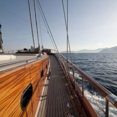 Carpe Diem IV Yacht