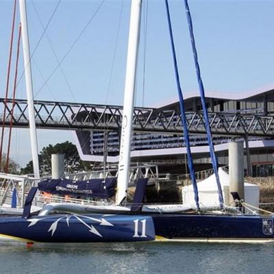 Ultim' Emotion Yacht