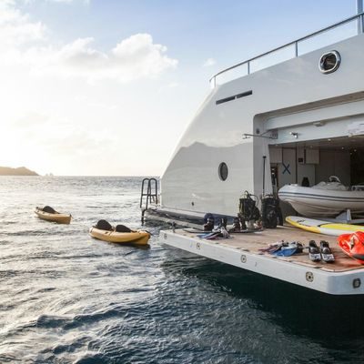 Nautilus Yacht Toys And Tender Garage