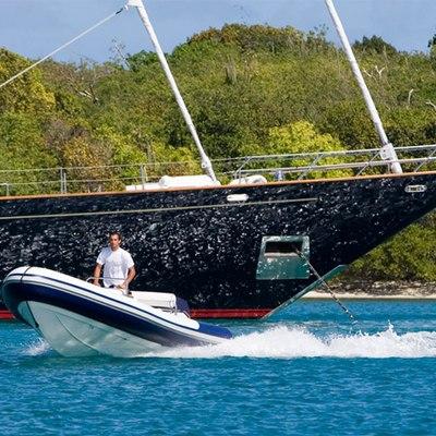 Antara Yacht Tender Alongside