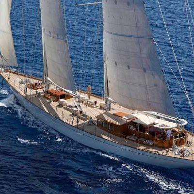 Gweilo Yacht Running