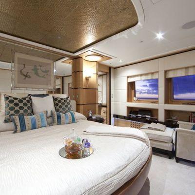 Big Change II Yacht Master Stateroom