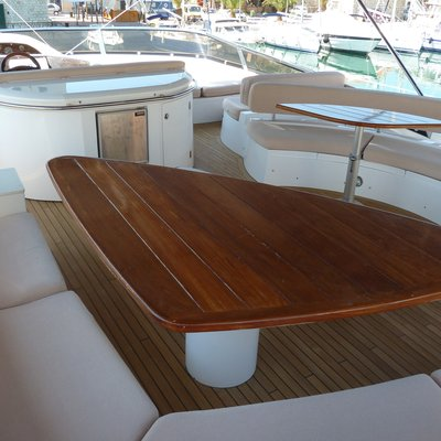 Lucky Bear Yacht