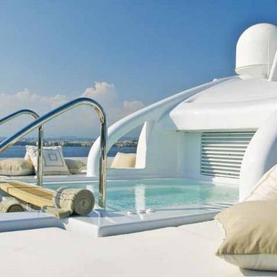 Siren Yacht Jacuzzi