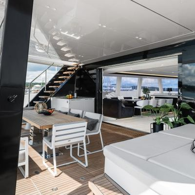 Above Yacht