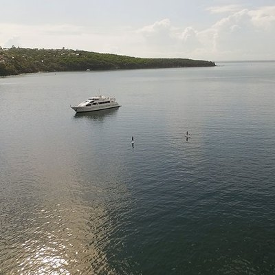 Corroboree Yacht