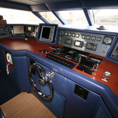 DOA Yacht Pilothouse