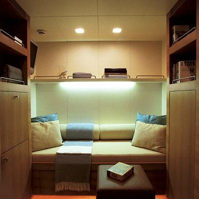 Kintaro Yacht Compact Single Stateroom