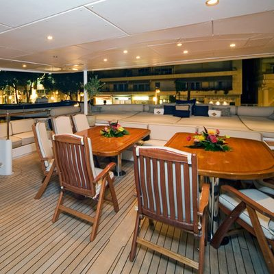Bellami.Com Yacht Main Aft Deck
