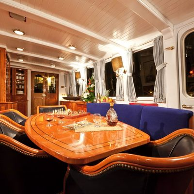 Tigerlily of Cornwall Yacht