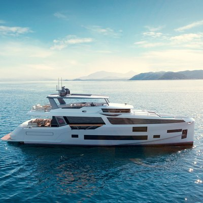Moanna II Yacht