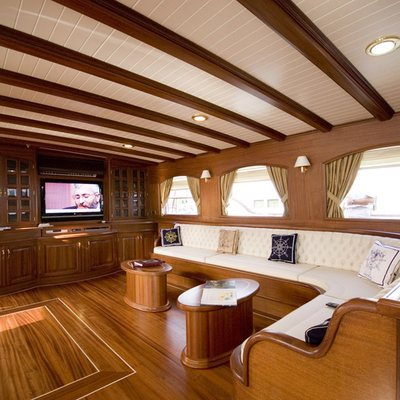 Take It Easier Yacht Salon - Screen
