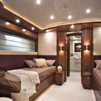 Sima Yacht Twin Stateroom