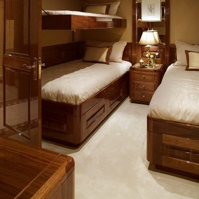 Top Five Yacht Twin Stateroom