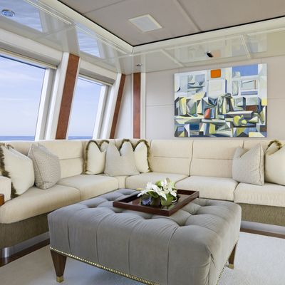Silver Dream Yacht Skylounge - Seating