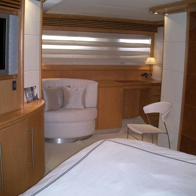 Spirit of Zen Yacht