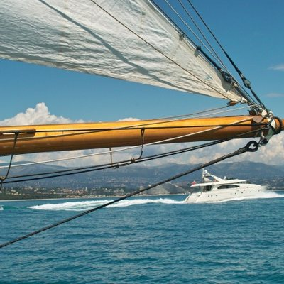 Sunshine Yacht Bow