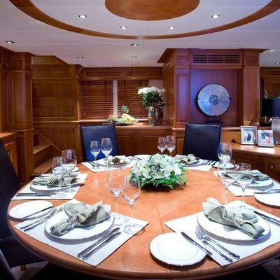 Sunny Hill Yacht Dining Salon